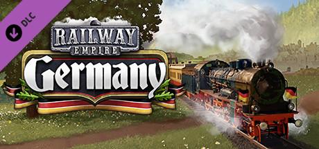 Railway Empire - Germany DLC (Steam Gift RU) 2019