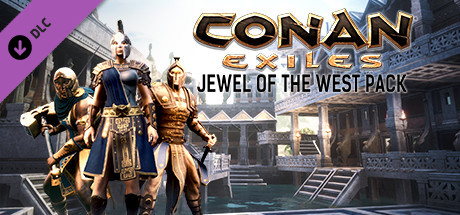 Conan Exiles - Jewel of the West Pack DLC 2019