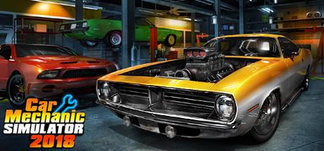 Car Mechanic Simulator 2018 (Steam Gift RU) 2019