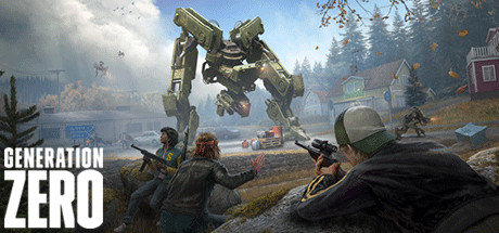 Generation Zero (Steam Gift RU)