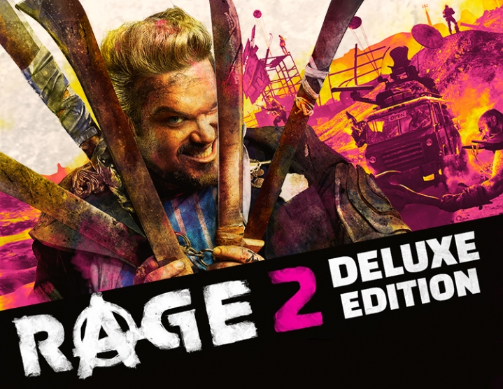 Rage 2 - Deluxe Edition (Steam Gift RU)