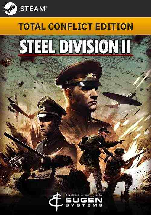 Steel Division 2 - Total Conflict Edition 2019