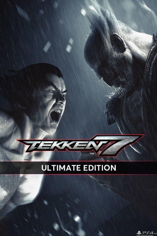TEKKEN 7 - Ultimate Edition (Steam Gift RU) 2019