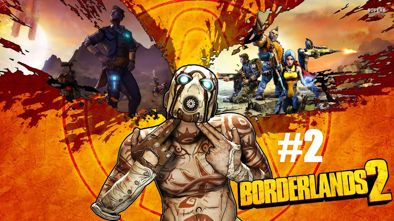 Borderlands 2 + Borderlands GOTY (Steam Gift RU) 2019