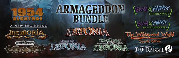 The Daedalic Armageddon Bundle (Steam Gift RU) 2019