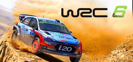 WRC 6 (Steam Gift RU) 2019