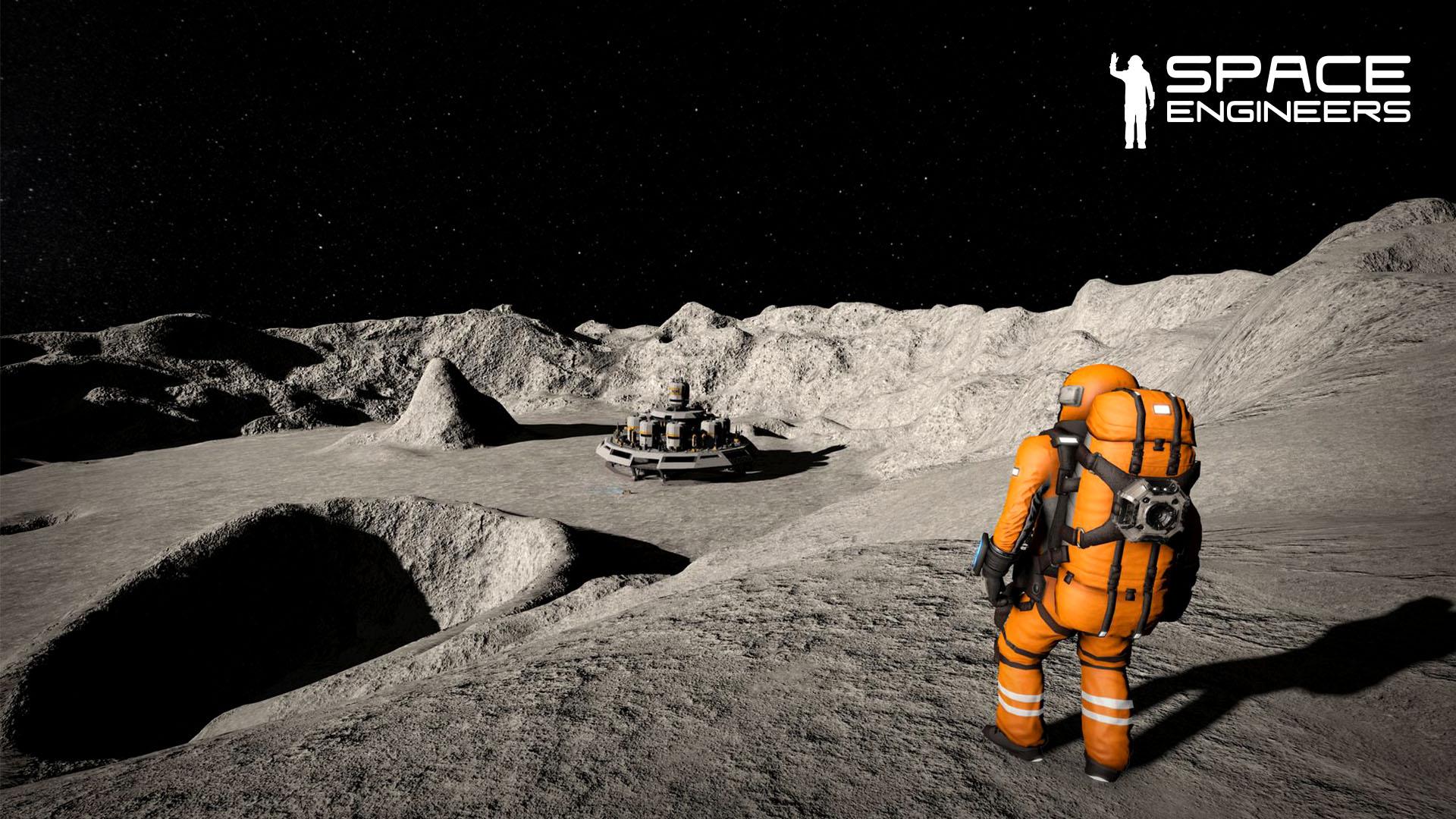 Space Engineers 4-Pack (Steam Gift RU) 2019