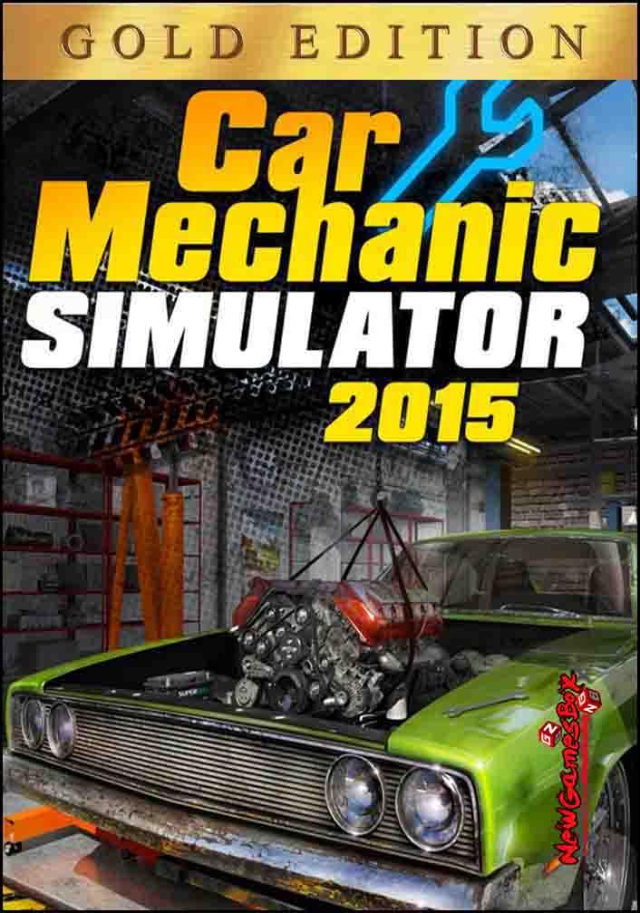 Car Mechanic Simulator 2015 Gold Edition 2019