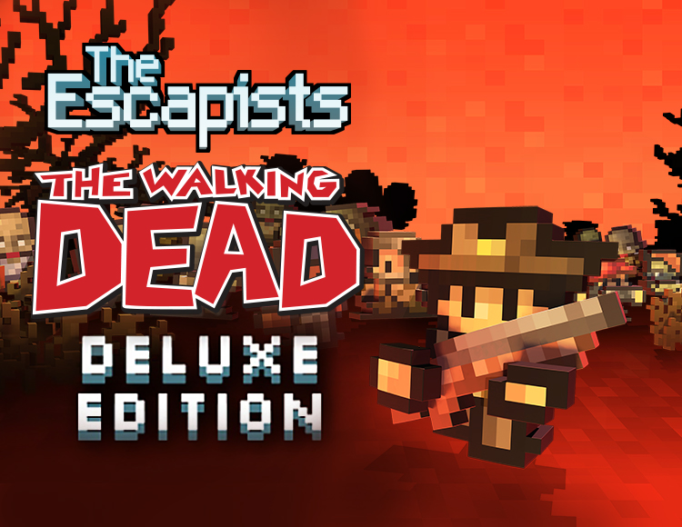 The Escapists: The Walking Dead Deluxe (Steam Gift RU) 2019