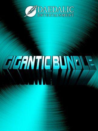 Daedalic - Gigantic Bundle (Steam Gift RU) 2019
