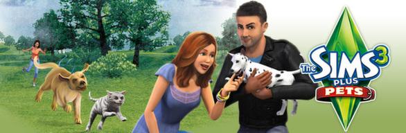 The Sims 3 Plus Pets (Steam Gift RU) 2019