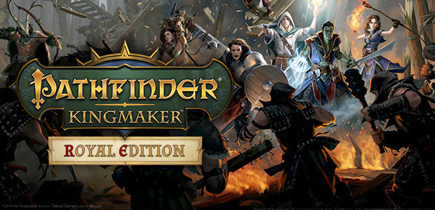 Pathfinder : Kingmaker Royal Edition (Steam Gift RU) 2019