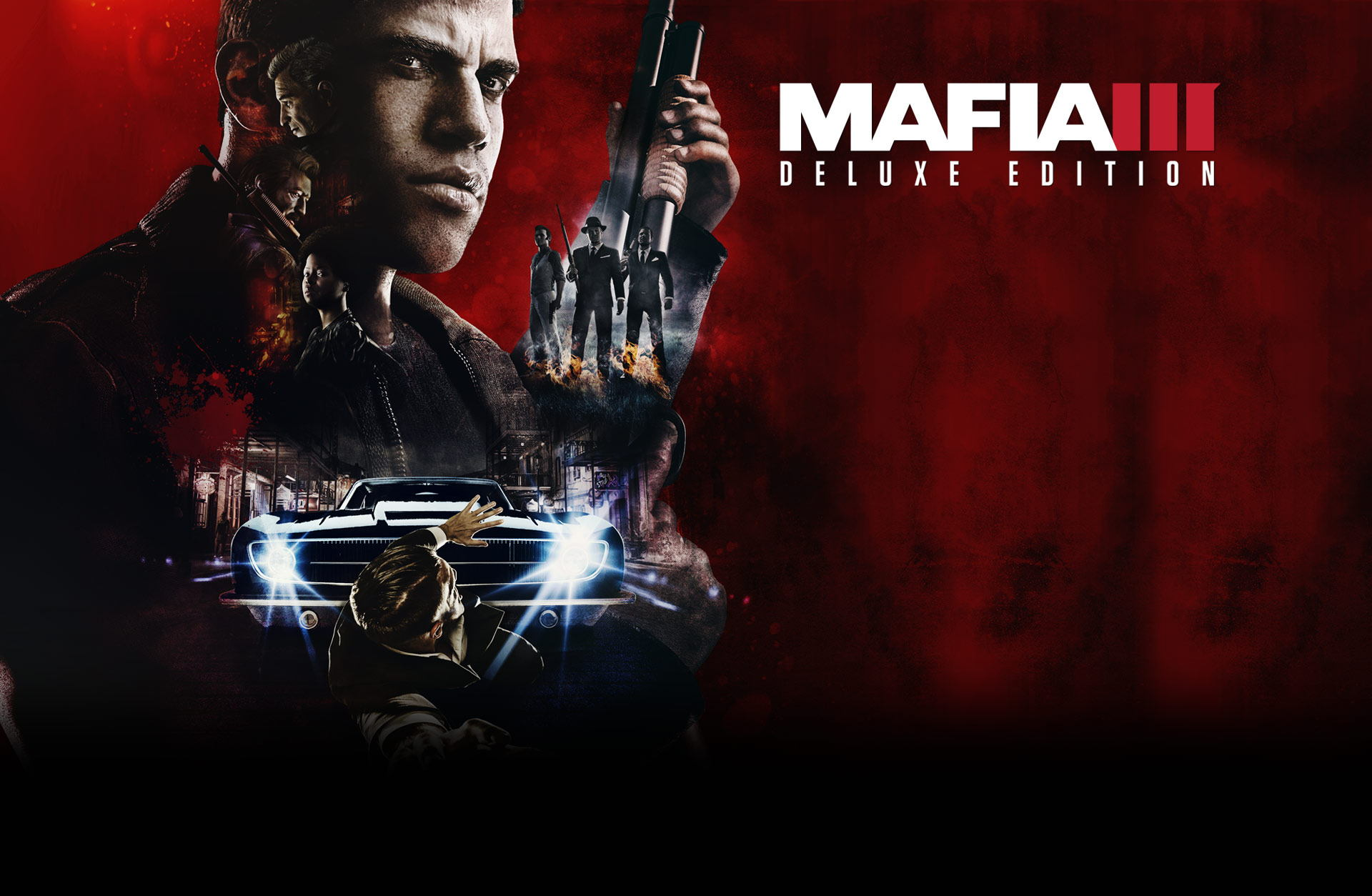 Mafia III Digital Deluxe (Steam Gift RU)