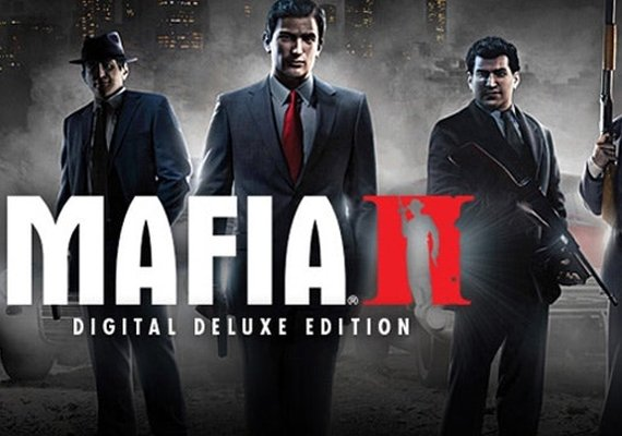 Mafia II: Digital Deluxe Edition (Steam Gift RU)