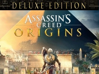 Assassin´s Creed Origins - Deluxe Edition
