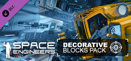 Space Engineers - Decorative Pack DLC (Steam Gift RU)