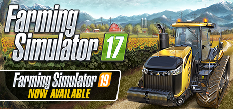 Farming Simulator 17 (Steam Gift RU)