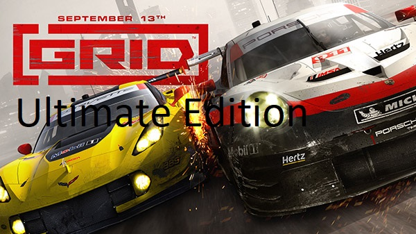 GRID Ultimate Edition (Steam Gift RU)