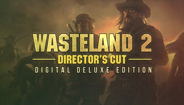 Wasteland 2: Director´s Cut - Digital Deluxe Edition