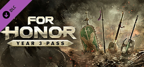 For Honor - Year 3 Pass DLC (Steam Gift RU)