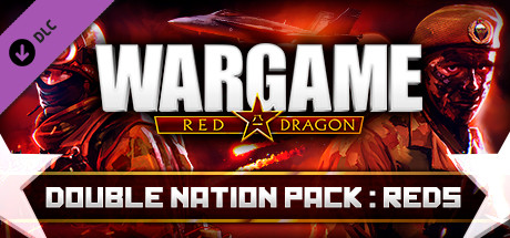 Wargame Red Dragon - Double Nation Pack: REDS (DLC)