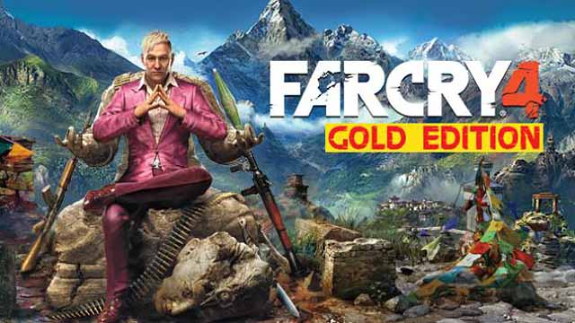 Far Cry 4 Gold (Steam Gift RU)