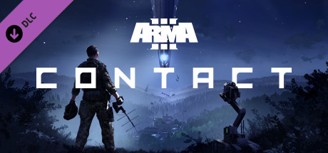 Arma 3 Contact DLC (Steam Gift RU)