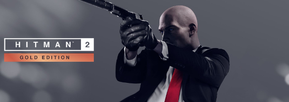 HITMAN 2 - Gold Edition (Steam Gift RU)