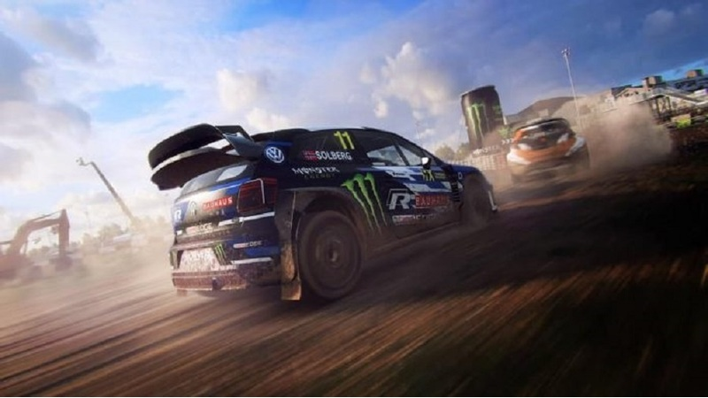 DiRT Rally 2.0 Deluxe Edition (account)