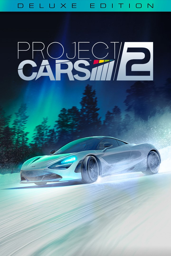 Project CARS 2 Deluxe Edition (аккаунт)