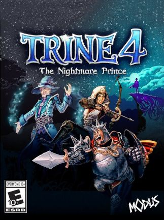 Trine 4: The Nightmare Prince (Steam Gift RU)
