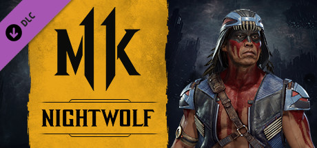 Mortal Kombat 11 Nightwolf (Steam Gift DLC)