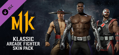 Mortal Kombat 11 Klassic Arcade Fighter Pack (DLC)