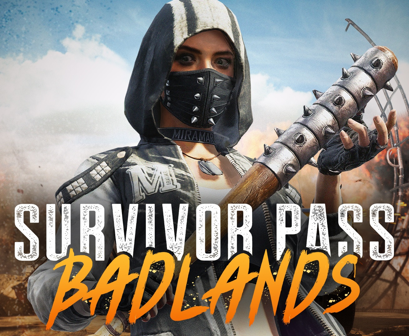 Survivor Pass: Badlands (Steam Gift DLC)