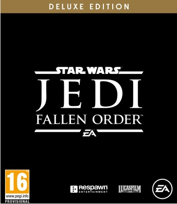 STAR WARS Jedi: Fallen Order Deluxe (Steam Gift RU)