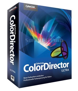 CyberLink ColorDirector 8 Ultra (Steam Gift RU)