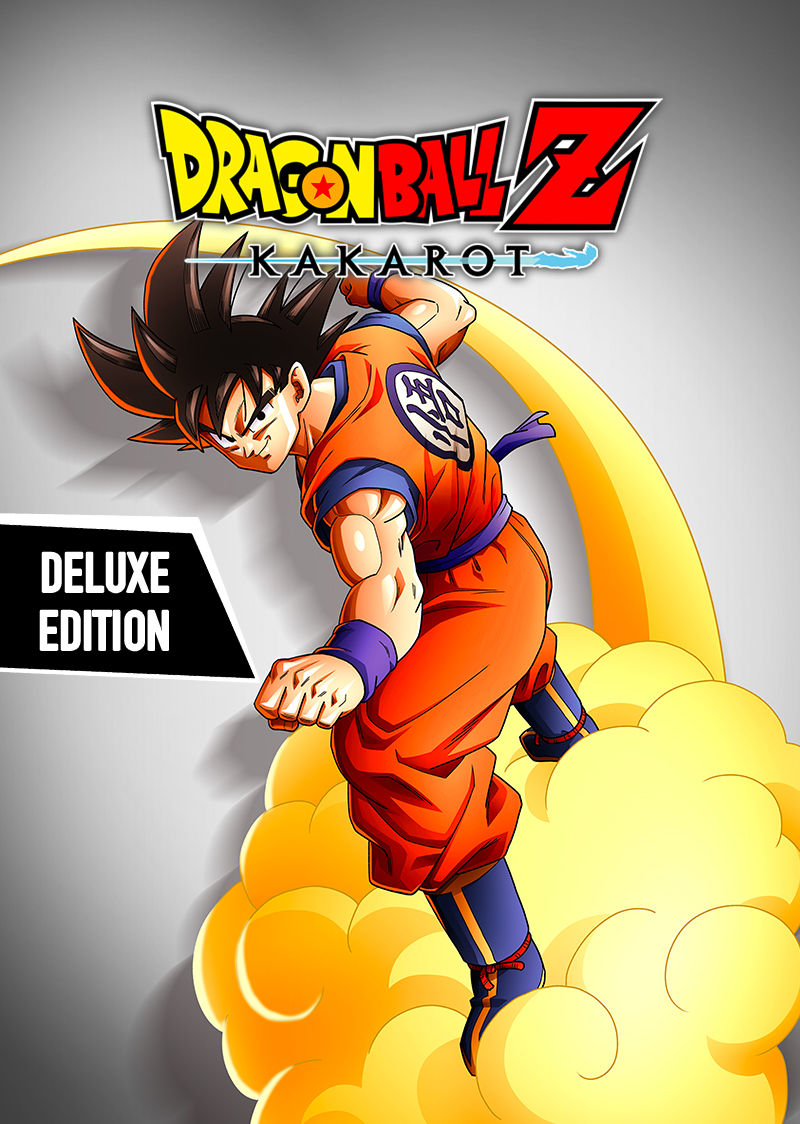 DRAGON BALL Z: KAKAROT Deluxe Edition (Steam Gift RU)