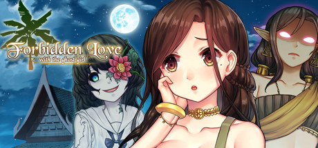 Forbidden Love With The Ghost Girl (Steam Gift RU)