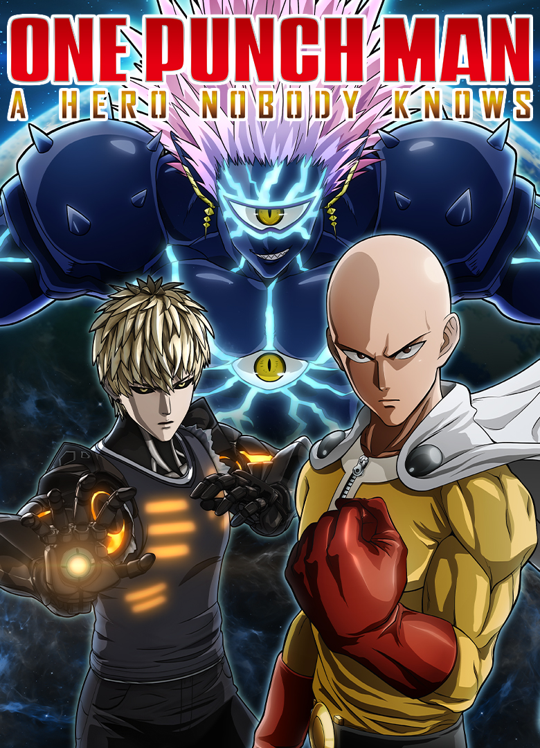 ONE PUNCH MAN: A HERO NOBODY KNOWS  (Steam Gift RU)