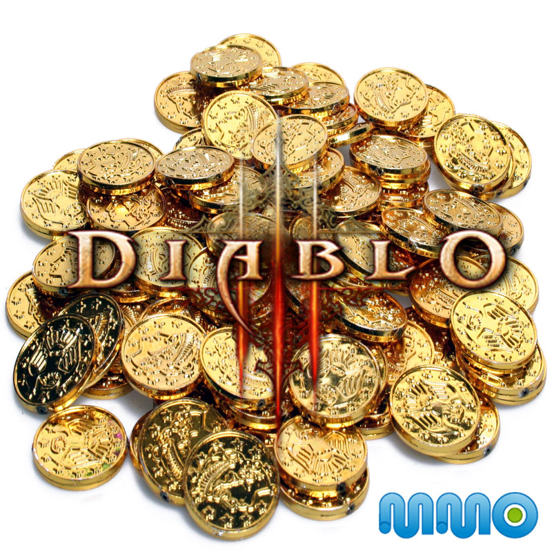 Diablo 3 gold (EU / RU) Softcore. Quickly. Profitably