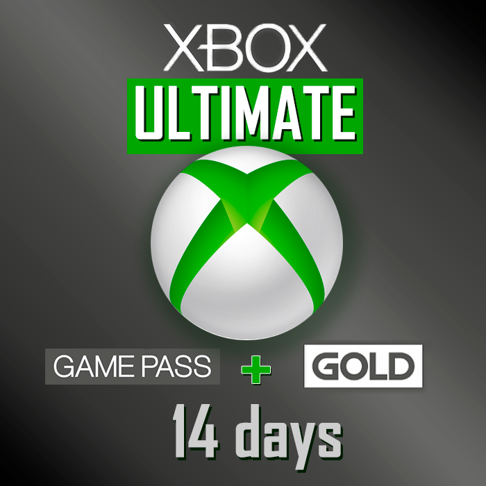 XBOX GAME PASS ULTIMATE 🎮 14 DAYS+1 MONTH*🎮 GLOBAL