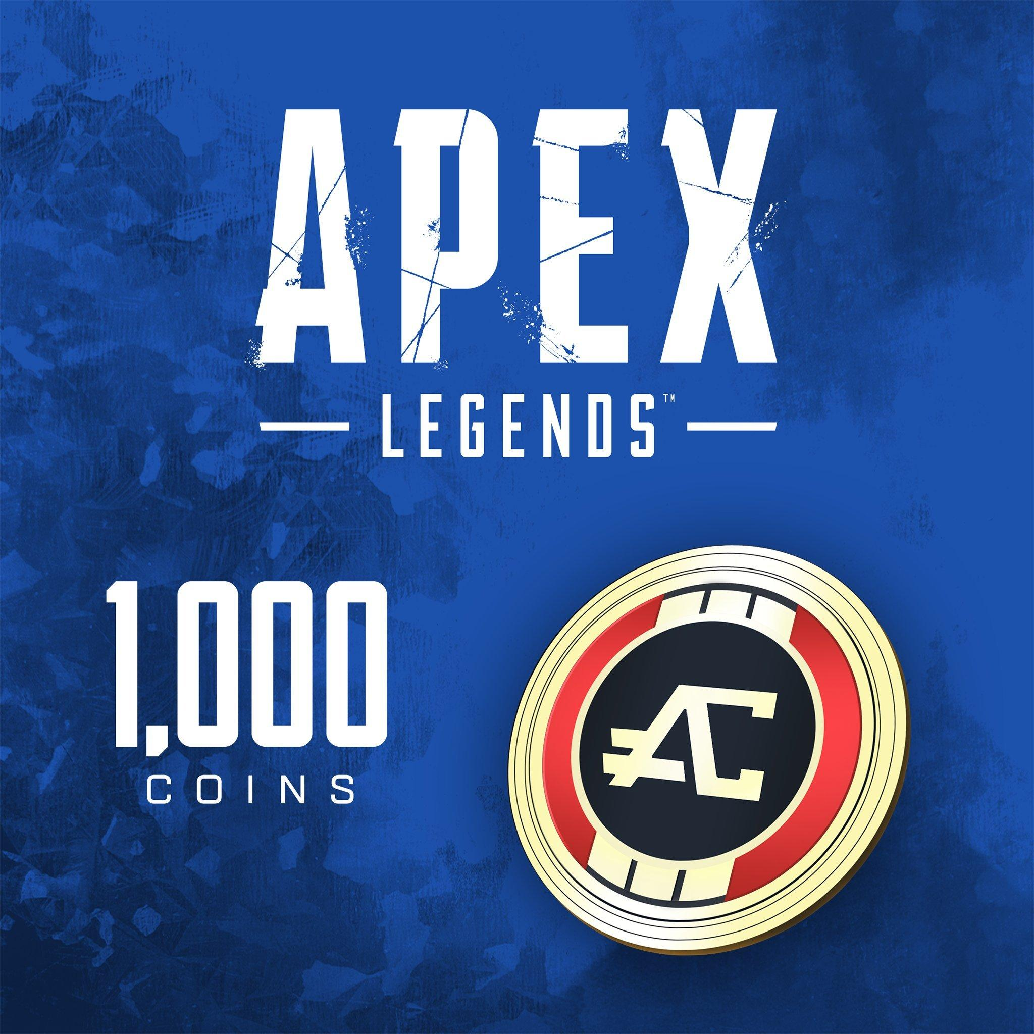 🟠APEX LEGENDS 📌 1000 APEX COINS 📌 ORIGIN 📌 GLOBAL