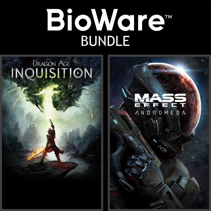 🟢Dragon Age Inquisition GOTY + Andromeda Deluxe (Xbox)