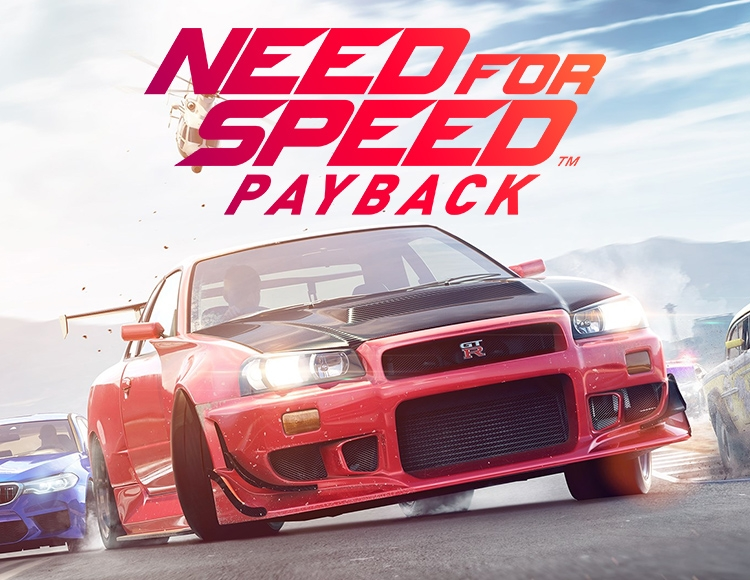 🟢Need for Speed Payback (Xbox One) Ключ