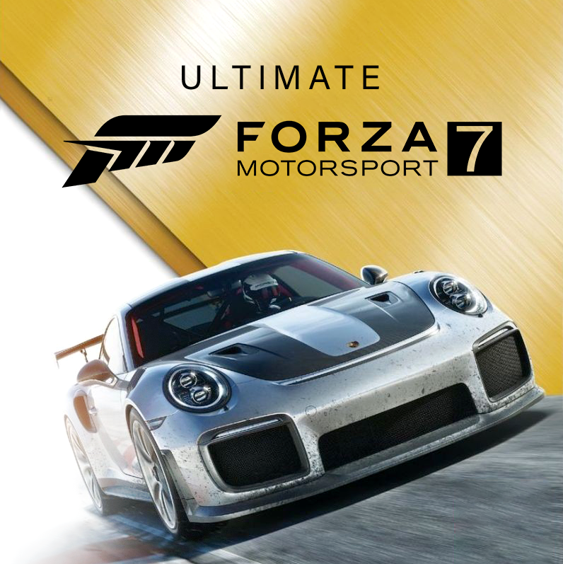 🟢Forza Motorsport 7 ULTIMATE XBOX ONE/ WIN 10 Ключ 🔑