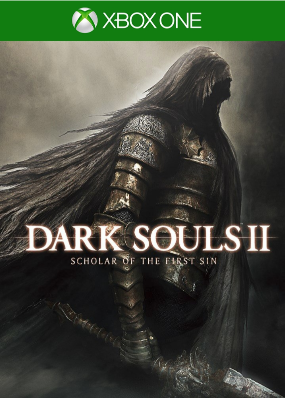 🟢 DARK SOULS™ II Scholar of the First Sin | XBOX ONE🔑