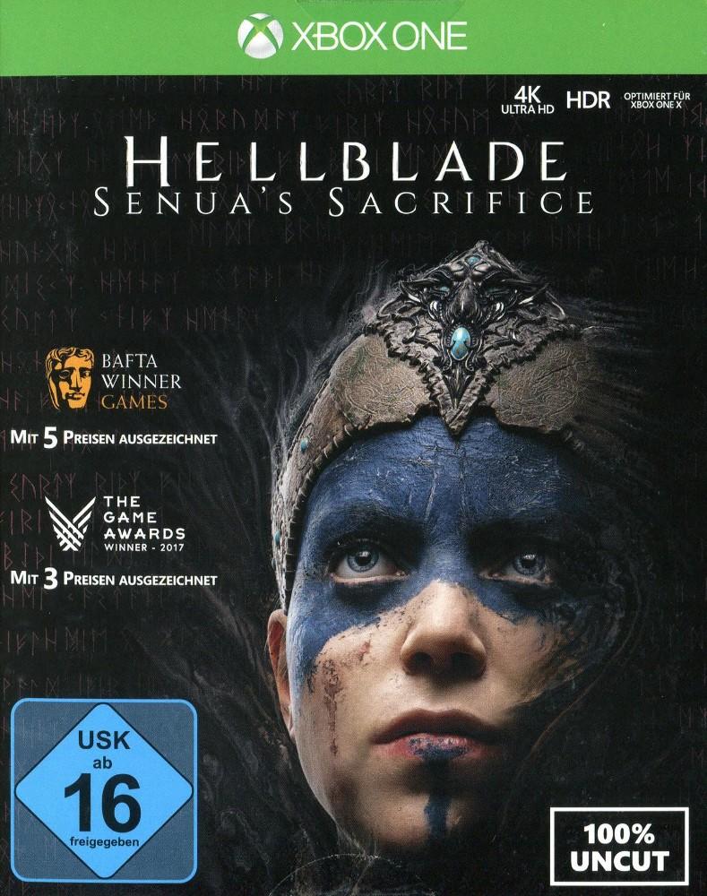 🟢 Hellblade: Senua's Sacrifice | XBOX ONE 🔑