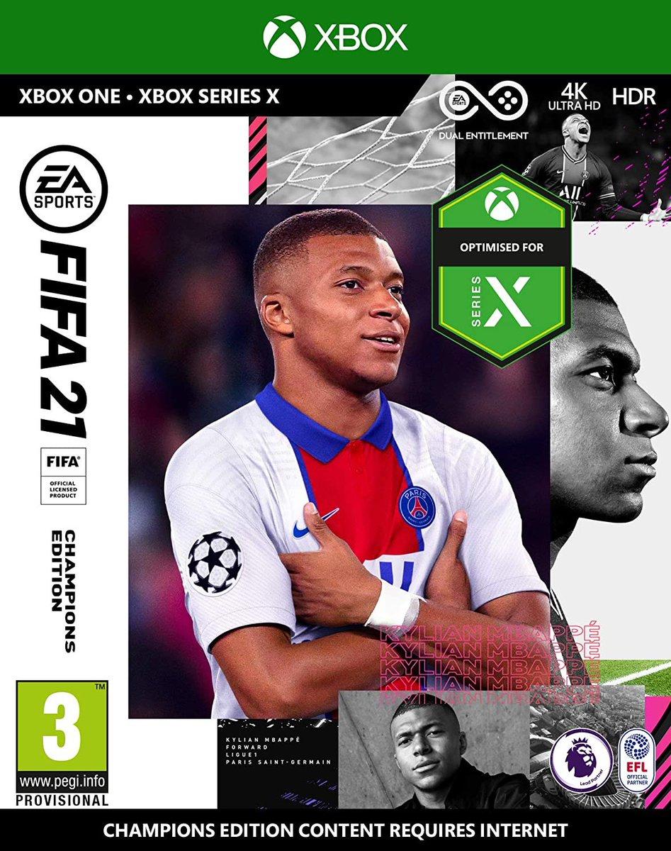 Купить FIFA 21 Champions Edition Xbox Live Key и скачать