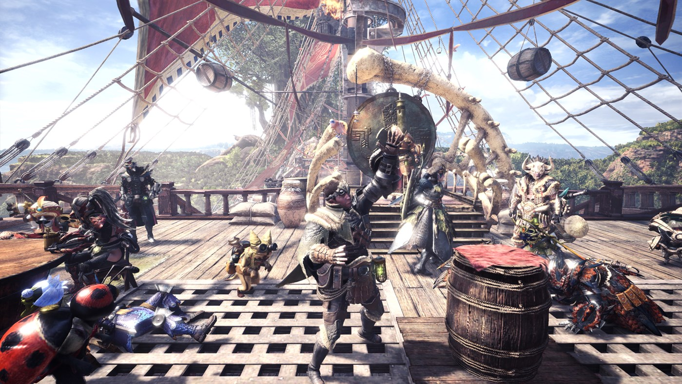 🟢MONSTER HUNTER: WORLD™ | XBOX ONE 🔑