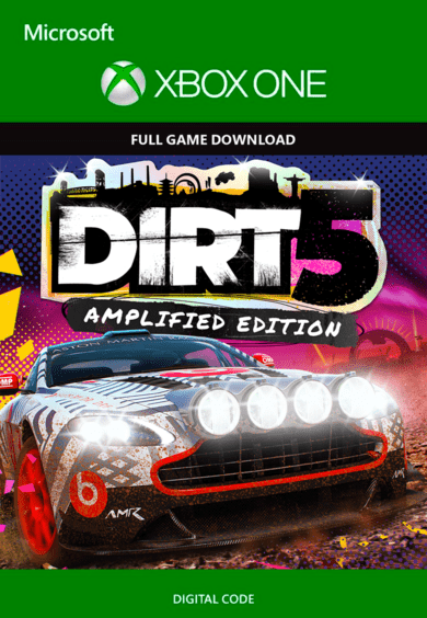 🟢DIRT 5 Amplified Edition |XBOX ONE|KEY🔑